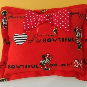 Other - Minnie Mouse Tooth Fairy Pillow